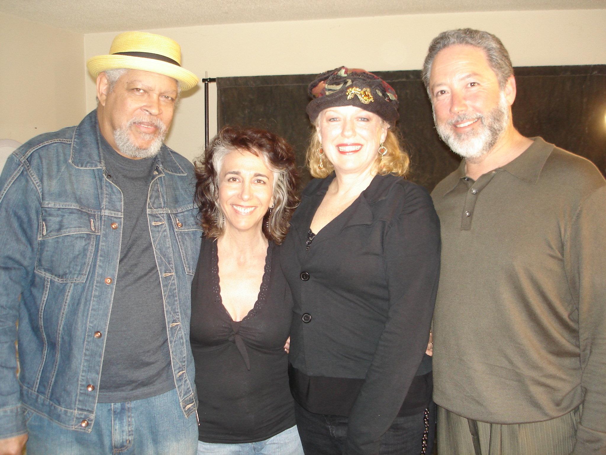 Bili Redd, Cathy Segal-Garcia, Cat Conner, Ron Kaplan