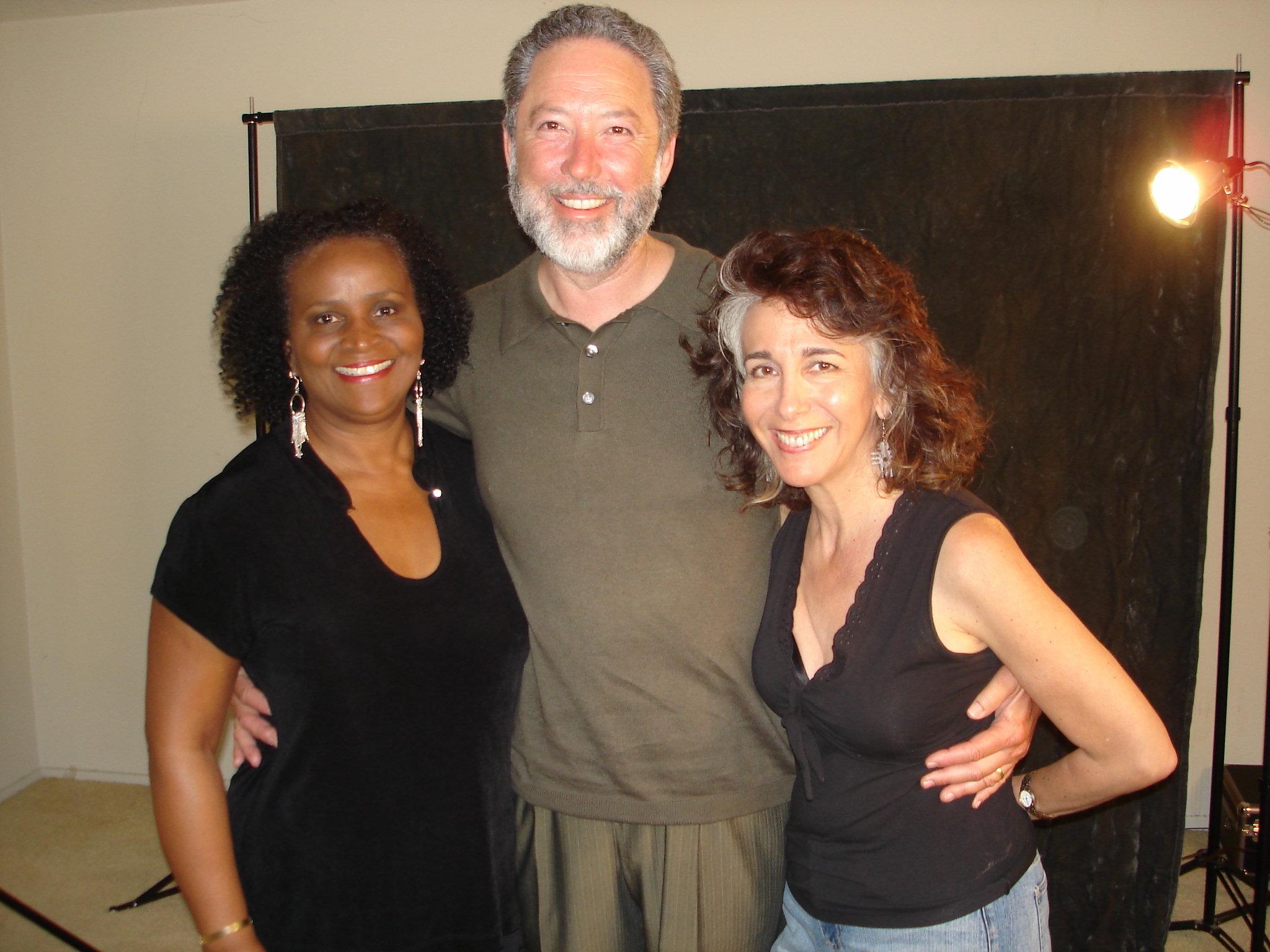 Ron Kaplan, Cheryl Barnes, Cathy Segal-Garcia